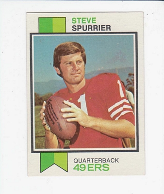 1973 Topps #481 Steve Spurrier
