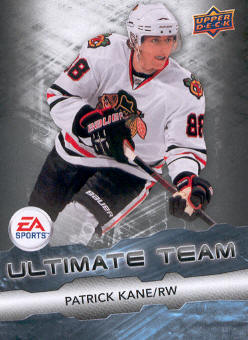 2011-12 Upper Deck EA Ultimate Team #EA6 Patrick Kane