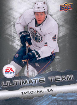2011-12 Upper Deck EA Ultimate Team #EA11 Taylor Hall