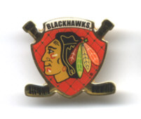Chicago Blackhawks Lapel/Hat Pin