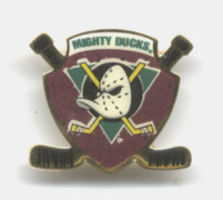 Anaheim Mighty Ducks Lapel/Hat Pin