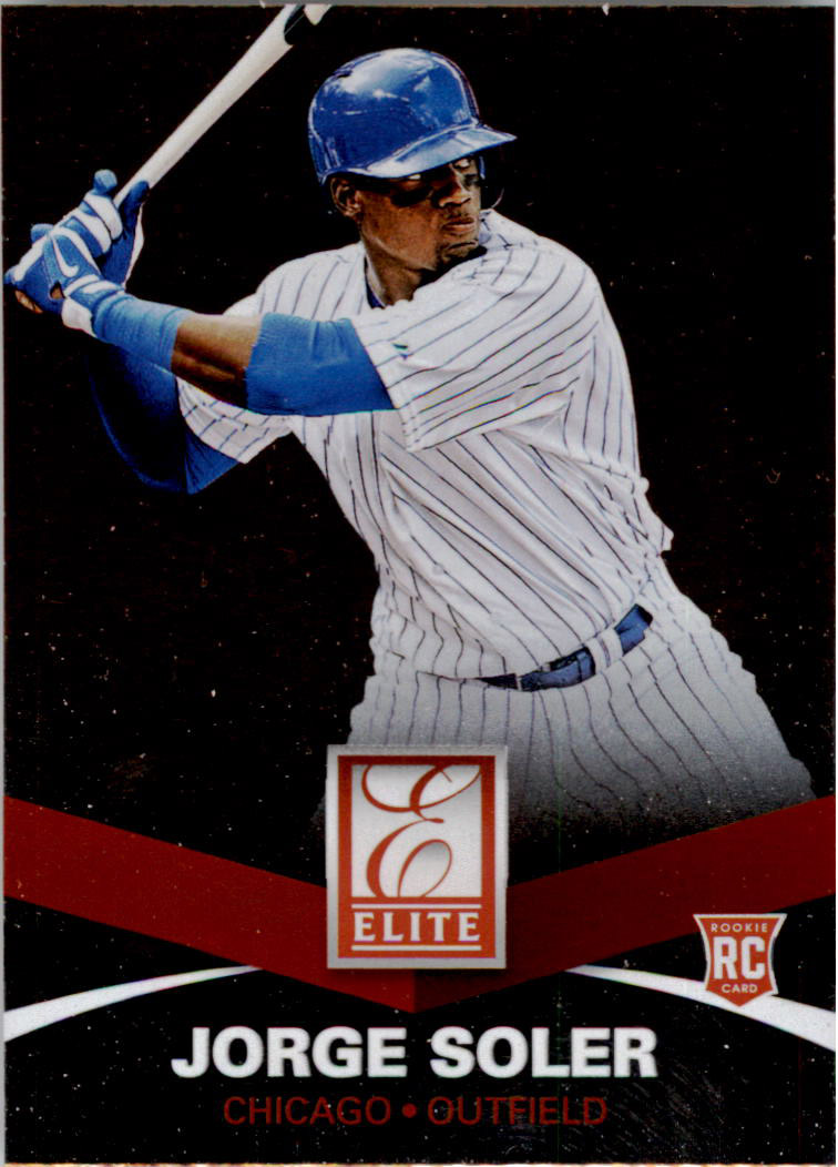 2015 Elite #23 Jorge Soler RC