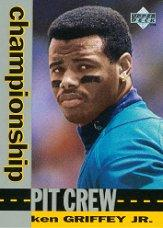 1995 Upper Deck #136 Ken Griffey Jr. CPC