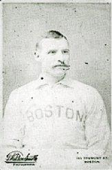 1889 Braves Cabinets Smith #3 Charles Smith