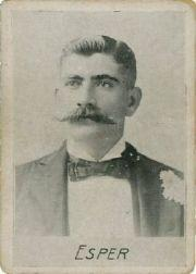 1894 Orioles Alpha #4 Charles Esper