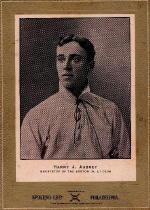 1902-11 Sporting Life Cabinets W600 #10 Harry Aubrey