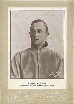 1902-11 Sporting Life Cabinets W600 #71 Ty Cobb