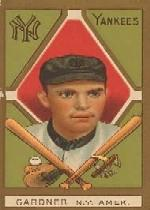 1911 T205 Gold Border #73 Earl Gardner