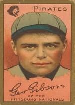 1911 T205 Gold Border #75 George Gibson