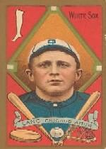 1911 T205 Gold Border #108 Frank Lang