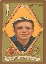 1911 T205 Gold Border #152 Freddy Parent front image