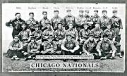 1913 Fatima Teams Premiums T200 #11 Chicago Cubs