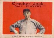 1915 Cracker Jack #43 Rube Marquard