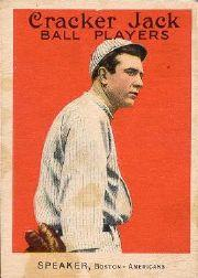 1915 Cracker Jack #65 Tris Speaker