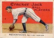 1915 Cracker Jack #91 Roger Peckinpaugh