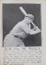 1928 Ruth Fro Joy #2 Babe Ruth/Look Out Mr. Pitcher