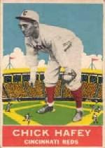 1933 DeLong #19 Chick Hafey