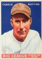 1933 Goudey #56 Red Ruffing RC