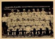 1936 R311 Premiums #G22 Columbus Red Birds/1934 Pennant Winners/of Amer. Assoc.