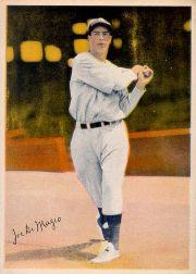 1936 R312 Pastel Photos #9 Joe DiMaggio/UER Misspelled DiMagio