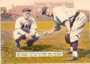 1936 R312 Pastel Photos #47 Floyd Vaughan/present Pirate/Shortstop and/Coach Hans Wagner
