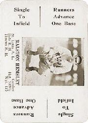 1936 S and S (Green Backs) WG8 #32 Ralston Hemsley