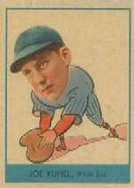1938 Goudey Heads-Up #243 Joe Kuhel