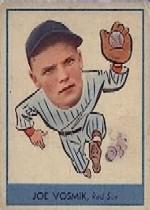 1938 Goudey Heads-Up #247 Joe Vosmik