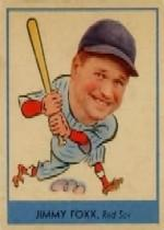 1938 Goudey Heads-Up #249 Jimmie Foxx