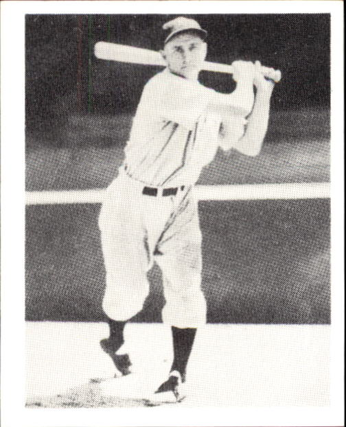 1939 Play Ball #1 Jake Powell RC