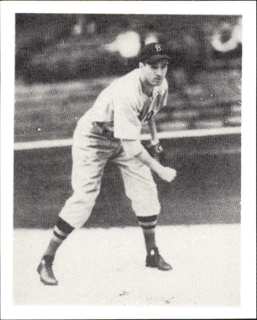 1939 Play Ball #17 Emerson Dickman RC