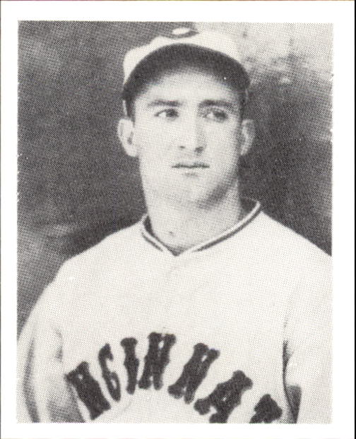1939 Play Ball #38 Billy Myers RC front image