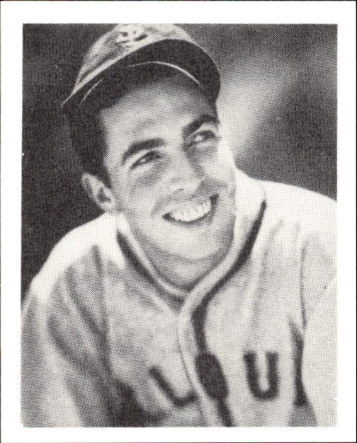 1939 Play Ball #43 Melo Almada RC