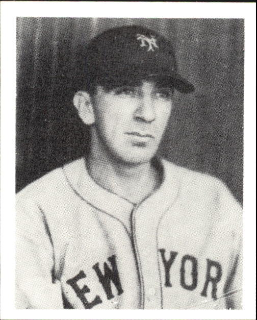 1939 Play Ball #53 Carl Hubbell