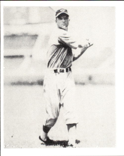 1939 Play Ball #65 Harry Craft RC