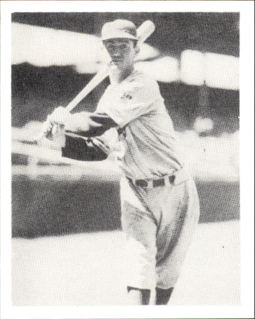1939 Play Ball #76 Goody Rosen RC