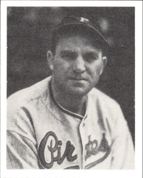 1939 Play Ball #94 Heinie Manush