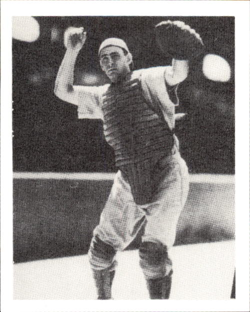1939 Play Ball #108 Frank Hayes RC front image