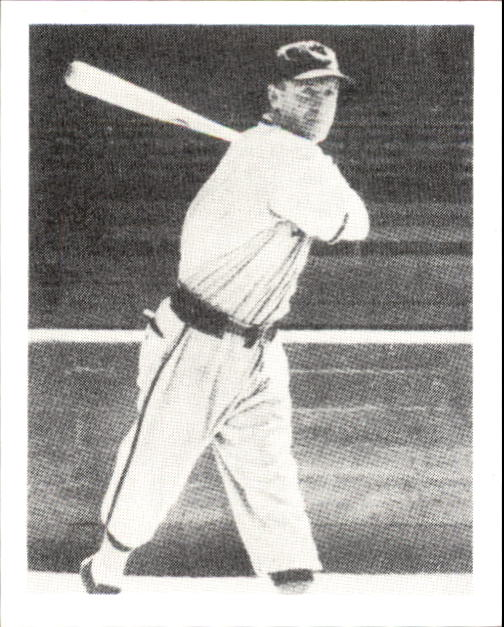 1939 Play Ball #115 Ralph Kress front image