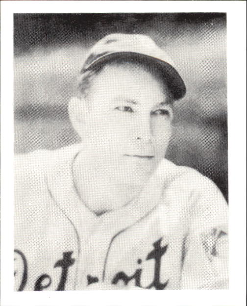 1939 Play Ball #136 Roy Bell RC