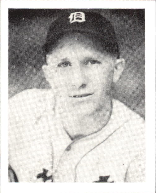 1939 Play Ball #147 George Coffman RC front image