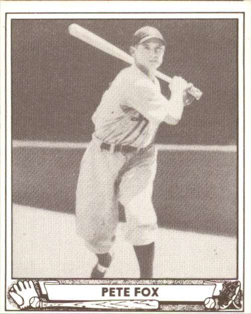 1940 Play Ball #43 Pete Fox