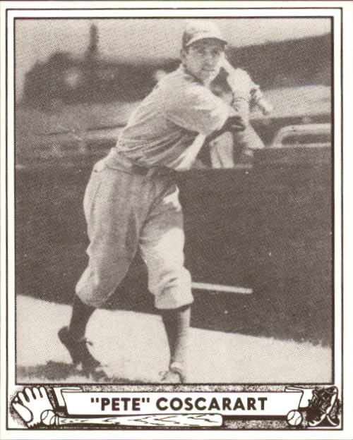 1940 Play Ball #63 Pete Coscarart