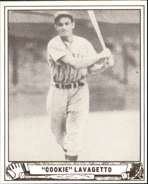 1940 Play Ball #69 Cookie Lavagetto