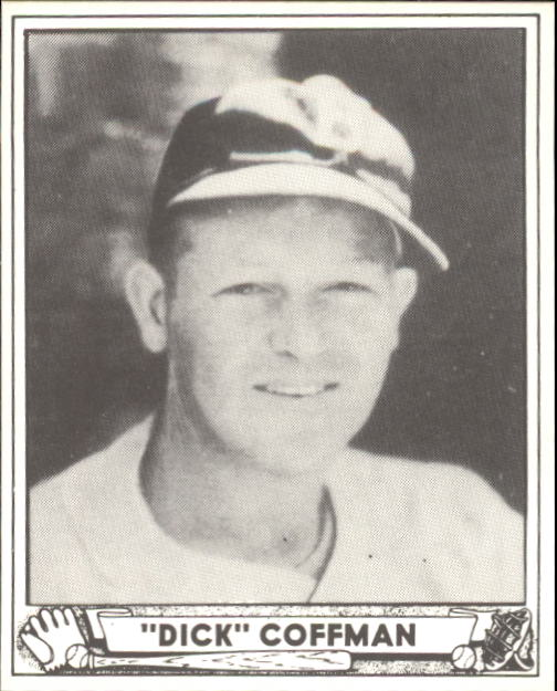 1940 Play Ball #140 Dick Coffman