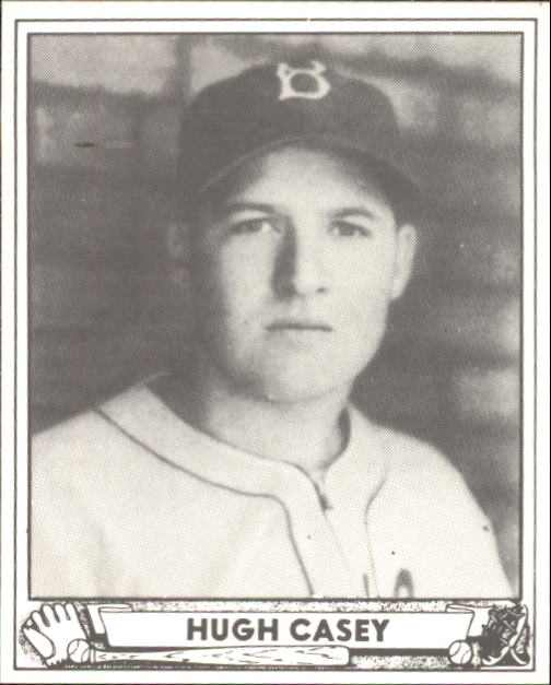 1940 Play Ball #148 Hugh Casey