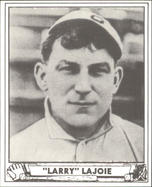 1940 Play Ball #173 Napoleon Lajoie