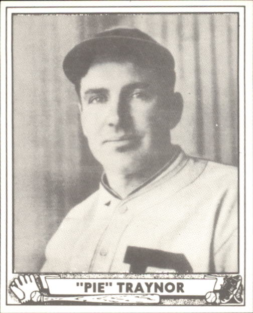 1940 Play Ball #224 Pie Traynor