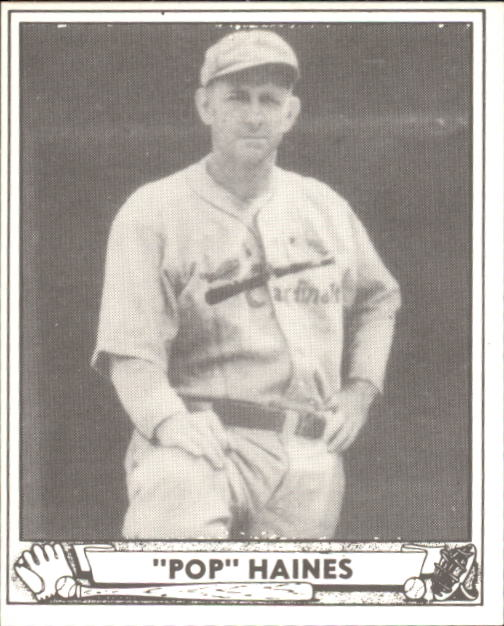 1940 Play Ball #227 Jesse Haines