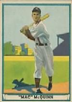 1941 Play Ball #23 George McQuinn